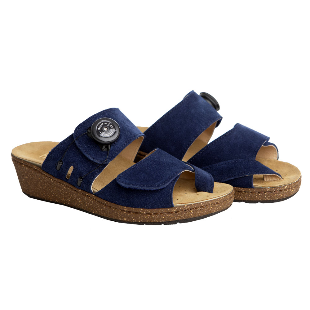 Adjustable LowGo Bunion Sandal