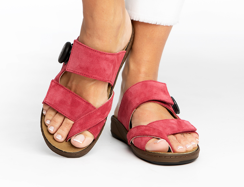 Adjustable BerryGo Bunion Sandal