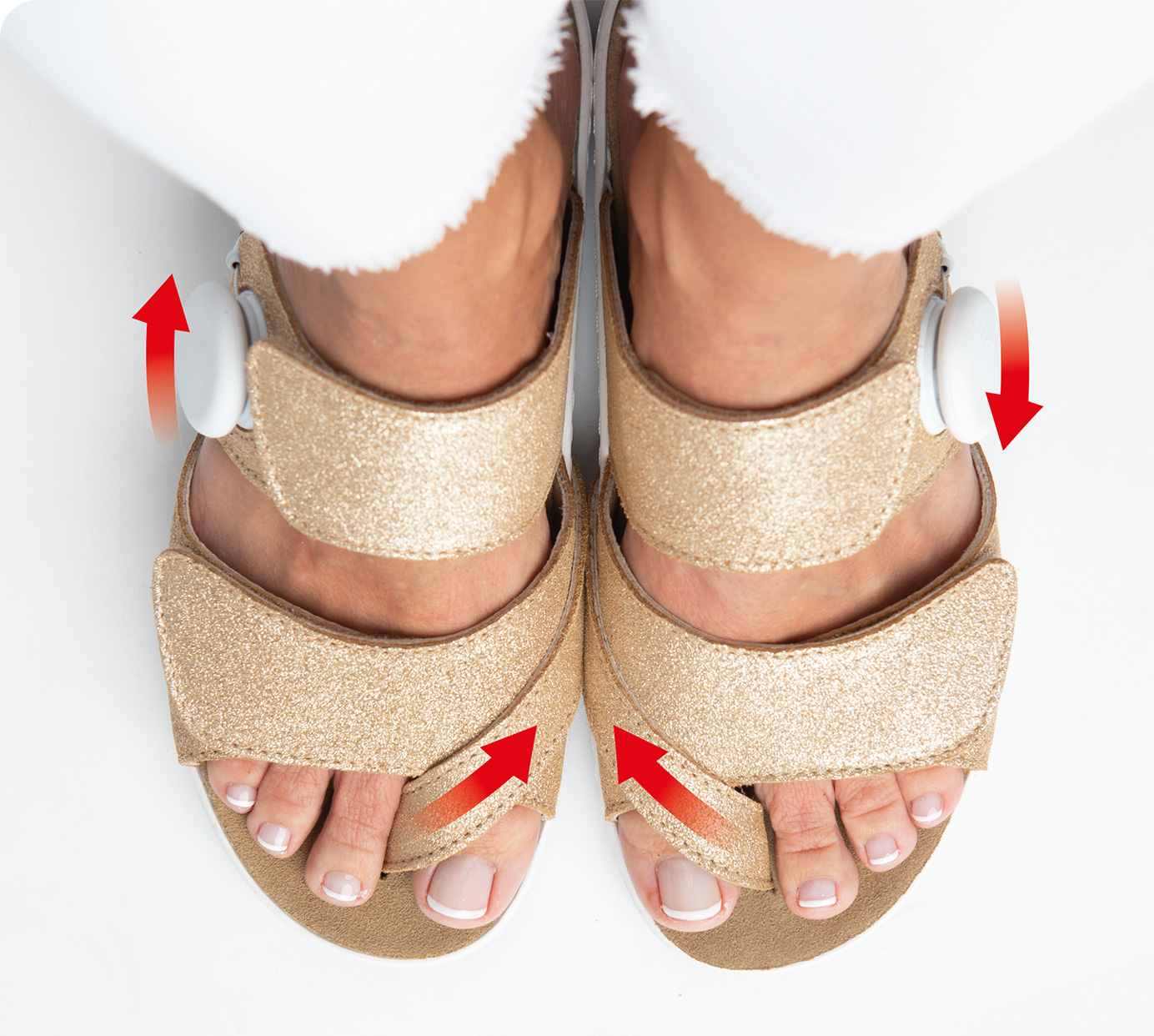 Hallufix Bunion Treatment Sandals